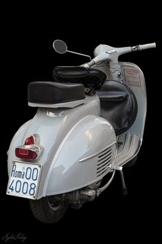Vespa 125 VNB (1959/64) by Pierluigi Ago on 500px