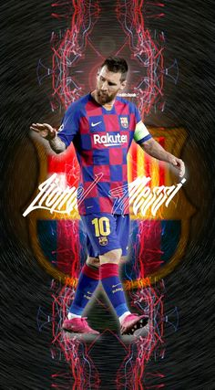 Messi And Ronaldo, Messi 10, Cristiano Ronaldo, Lionel Messi Barcelona, Barcelona Soccer, Iran National Football Team, Messi Poster, Fc Barcelona Wallpapers, Messi Goals