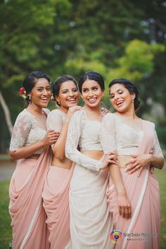 Wedding Indian Bridesmaid Saree 54 New Ideas