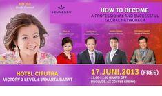 Grand OPP Jeunesse Indonesia 17 Juni 2013 (Menghadirkan 5 Orang Diamond) | Bisnis Online 2013