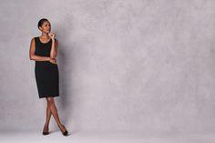 Ming Wang Fashion Basics Fall 2017 | Little Black Dress | Wear To Work | Timeless Fashion | Style Icon