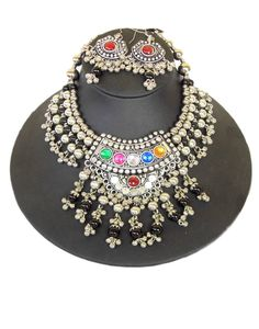 Celebrate this festive season with our gorgeous oxidized metal jewellery. Pay COD. http://www.giftpiper.com/search/oxidized%20metal