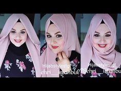 Değişik Şal Bağlama Modelleri - YouTube Hijab Turban Style, Hijab Tutorial, Headgear, Hijab Fashion, Aurora Sleeping Beauty, Hijab Styles, Youtube, Islam, How To Wear