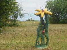Skulpturen Park Quici RHF - galerie-da-rheinfelden.
