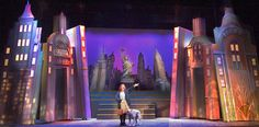 Mernie Buchanan's - Stage Sets