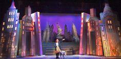 Mernie Buchanan's - Stage Sets