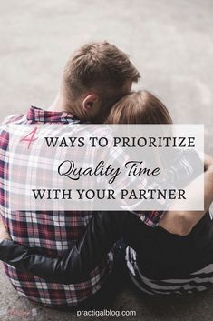 Spending regular quality time with you partner grows the relationship because it allows you to connect on a deeper level. Find out four easy ways to prioritize quality time with your partner so that you always have time for each other. Long Lasting Relationship, Strong Relationship, Relationship Advice, Happy Marriage, Marriage Advice, Toxic Relationships, Healthy Relationships, Inspirational Marriage Quotes, Emotional Affair