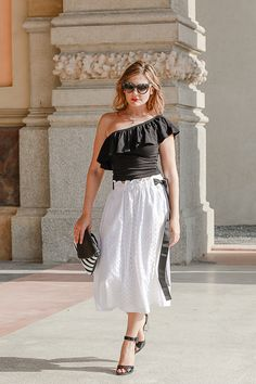 Black and white #personalstyle #italy #valeriaarizzi