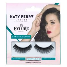 Katy Perry Banging Beauty Nepwimpers Eylure
