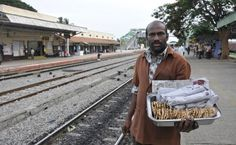 Maddur Vade: Whoever thought a culinary mishap on a railway platform would end like this? Shreedutta Chidananda