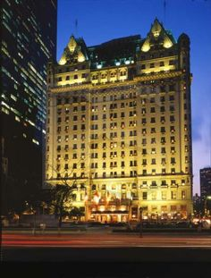 Although I was arrested in front of the plaza - long story- i would like to stay there- never have - on my bucket list. .