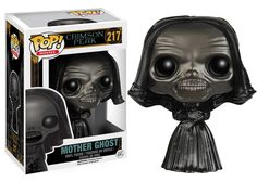 POP Movies: Crimson Peak - Mother Ghost from Funko! Figure stands 3 3/4 Inch and comes in a window display box. Check out the other POP figures from Funko! Collect them all.