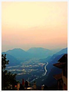 https://flic.kr/p/vbWrmA | Valle dell'Adige vista da FAI DELLA PAGANELLA