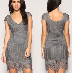 Porque los vestidos y la moda en crochet valen la pena? te contamos!