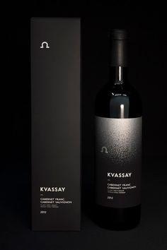 Kvassay Wine on Packaging of the World - Creative Package Design Gallery #taninotanino #vinosmaximum