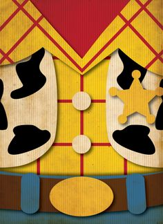 #toystory #woody #トイストーリー #ウッディー #Minimal_Design Fête Toy Story, Toy Story Theme, Toy Story Party, Toy Story Birthday, Cute Disney Wallpaper, Wallpaper Iphone Disney, Disney Toys, Disney Pixar, Desenho Toy Story