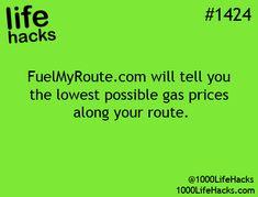 . #roadtriplifehacks