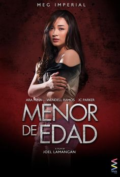 MENOR DE EDAD | ★ ★ ½ | Release: 3 January 2013 | Country: Philippines | Cast: Meg Imperial, Almira Muhlach & Jef Gaitan | Watched on:…
