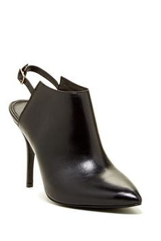 9aae94bc041 Really feeling this Calven Slingback Bootie Sponsored by Nordstrom Rack. Bootie  Boots