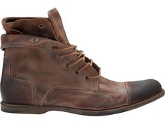 Action Leather Bootie