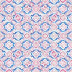 A symmetrical paisley pattern by Paisley Power
