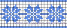 Micro macrame / alpha friendship bracelet pattern / cross stitch chart - can also be used for crochet, knitting, knotting, beading, weaving, pixel art, an Filet Crochet, Crochet Chart, Crochet Motif, Crochet Stitches, Tiny Cross Stitch, Cross Stitch Charts, Cross Stitch Designs, Stitch Patterns, Tapestry Crochet Patterns