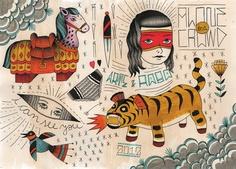 Arte y Robo  http://artandrobbery.com.ar/