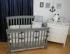 Navy world map crib bedding with bright yellow and grey in the similar ideas gumiabroncs Gallery