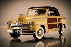 1948 Ford Sportsman Limited Edition Danbury Mint 1:24 Scale Diecast Happy Birthday To Us, Danbury Mint, Belle Villa, Craft Business, Stamp Collecting, Color Pallets, Baby Bibs, Ford, Gifts For Him