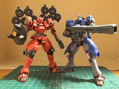 ヴァイエイト 制作工程2 Gundam Wing, Custom Gundam, Gundam Model, Mobile Suit, Wings, Product Launch, Miniatures, Japanese, Model Kits