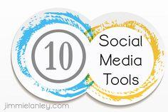 My Top Ten Social Media Tools
