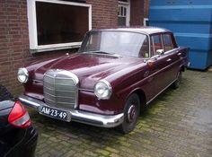 Alle Größen   Mercedes 190 D Koopvaardijweg, Nijmegen   Flickr - Fotosharing!