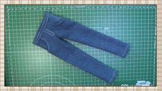 Tutorial Pepita Coraline: Pantalon