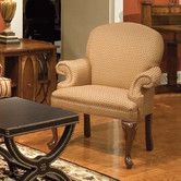 Found it at Wayfair - Millie Round Back Occasional Chair