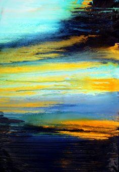 "Saatchi Online Artist: Carla Sá Fernandes; Acrylic 2013 Painting ""The Emotional Creation #2"""