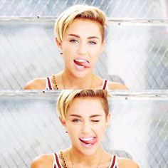 Miley Cyrus 23 music video(:
