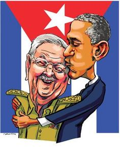 Obama is good at appeasing dictators. It takes one to know one?