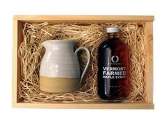 Maple Syrup Pitcher Gift Set   Slow Living