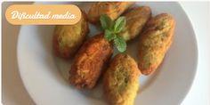 Croquetas Griegas de Calabacín :: Nellabisut_Recetas #RecetaDelDia #cocinayrecetas #Recetas #NellaBisuTej