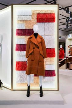 The Fendi Shearling Mania pop-up inaugurated at Shinjuku Isetan Tokyo