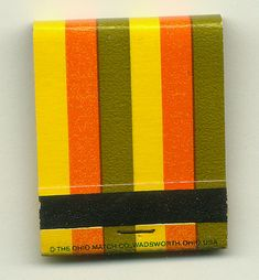 Saul Bass | vintage #matchbook graphic design   To Order your business' own branded #matchoxes or #matchbooks GoTo: GetMatches.com or CALL 800.605.7331 TODAY!