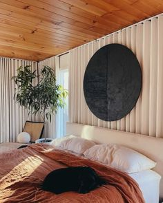 A little light, a whole lot of relaxation. Get the look at theshadestore.com // Designed by Sarah Sherman Samuel