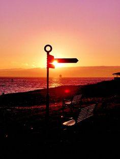 Watching the Sunrise by James Bullis-King