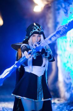 Ashe  - League of Legends