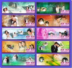 Lucky Studio 4U: Beautiful Psd Templates 12X36 Free Download