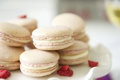 24 Amazing Macaron Recipes (including a savory smoked salmon one I'm dying to try)