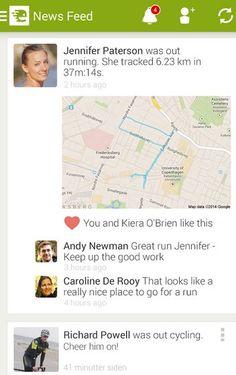 #Android Endomondo uno de las mejores aplicaciones para mantenerte en forma actualiza con cambios. - http://droidnews.org/?p=3149
