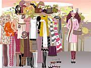 Modelki chodzą po wybiegach jeżeli chcecie je ubrać to zagrajcie http://grajnik.pl/dladzieci/gry-modelki-na-wybiegu/