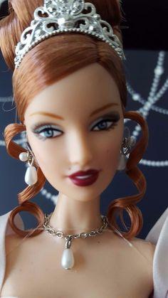 Barbie 2014 Barbie Convention Doll Midnight Celebration OOTB Platinum Label    | eBay