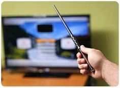 magic wand remote control (69.00): The holidays are a time for magic, but why not extend it throughout the year? The magic wand remote control is a fun gift for kids and adults alike; the user can 'control' most home electronics such as televisions, DVD players, and more with just a wave of the wand.